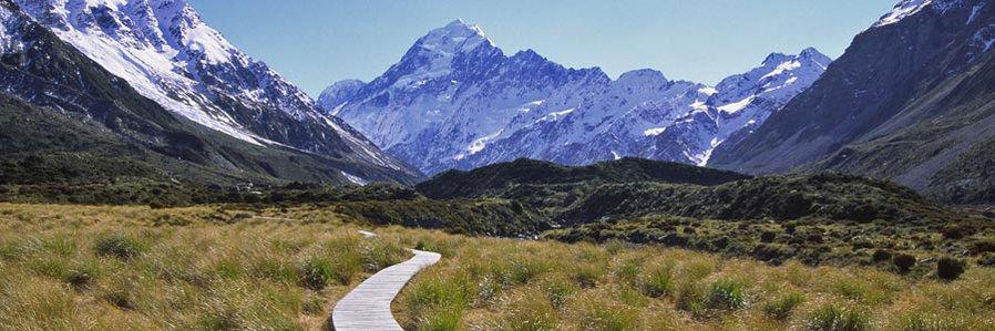 Boundless Journeys: New Zealand, South Island Adventure