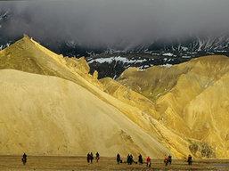 Iceland walking tour