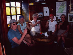 Boundless Journeys - Ireland hiking tour group