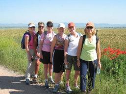 Spain walking and hiking