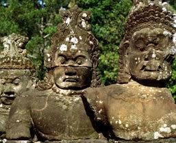 Trips to Angkor Wat