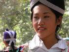 Hmong girl, Laos