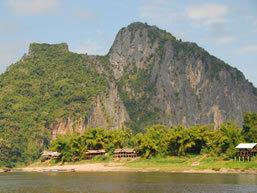 Pac Ou Caves, Laos