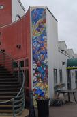 Locomotion Mural