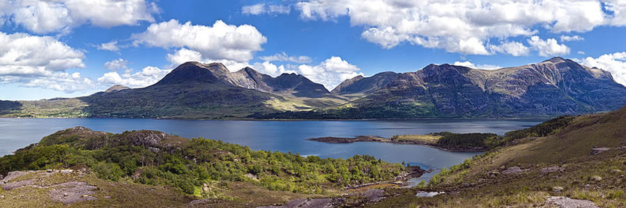 Hiking tours to Scotland