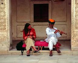 India luxury private tour