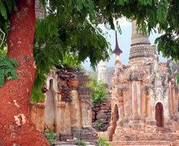 hiking trips to Burma