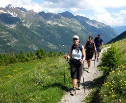 Tour du mont Blanc guided hiking tour - Boundless Journeys