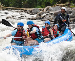 Costa Rica family nature tours