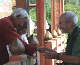 Private tours to Bhutan
