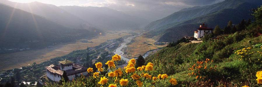 Bhutan walking tours