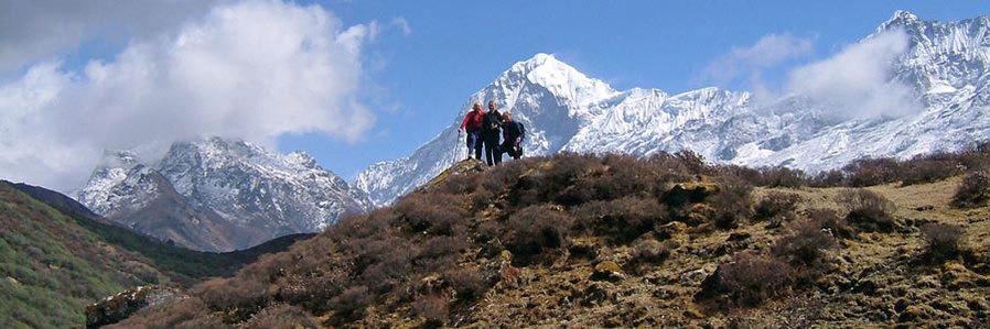 Bhutan - The Chomolhari Trek