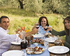 Boundless Journeys - Tuscany cuisine is exceptional