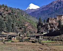 Active small group trips in Bhutan