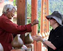 private tour to bhutan
