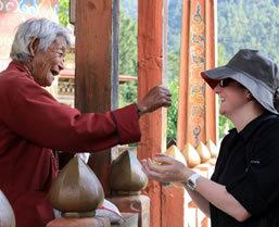 private tour to bhutan