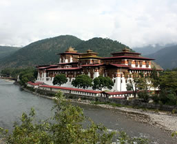 private luxury tour to Bhutan