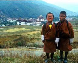 Private guide in Bhutan