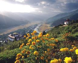 Paro Bhutan hiking