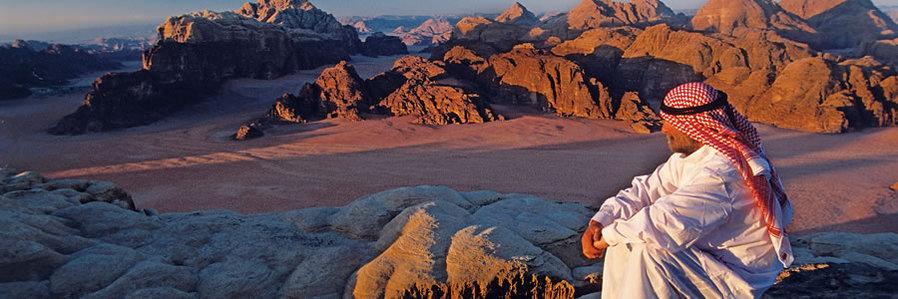 Jordan Desert Tour
