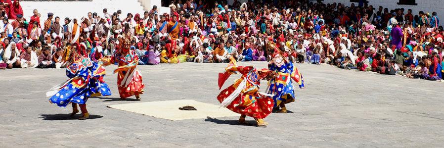 Active Bhutan Festival Tour by Boundless Journeys