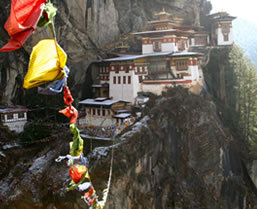 Tigers Nest Trekking in Bhutan with Boundless Journeys