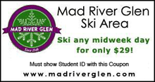 Mad River Glen Coupon